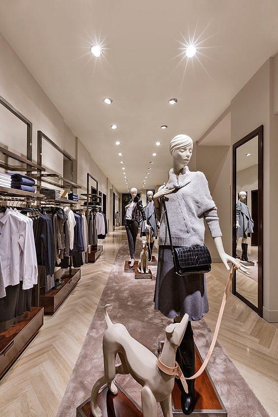 торговя мебель для магазина одежды