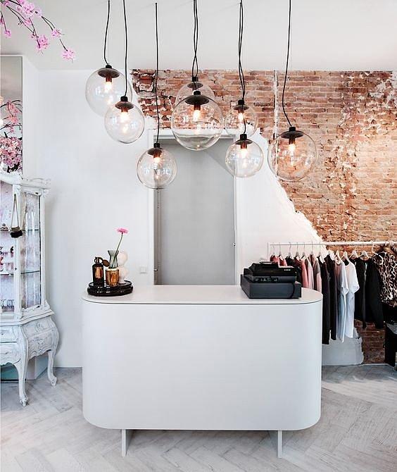 оборудование в магазин одежды