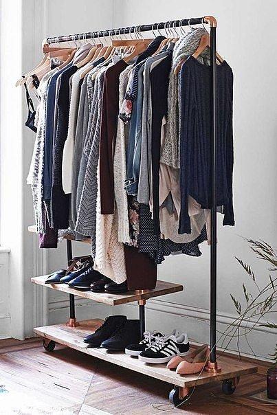 вешало напольное для одежды