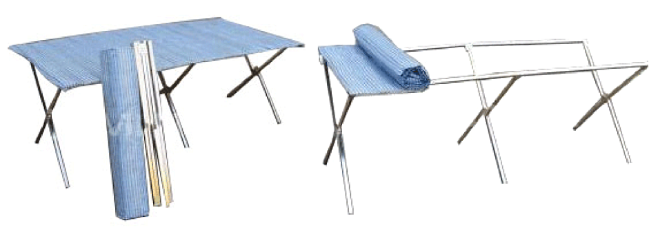 Столы складные для торговли